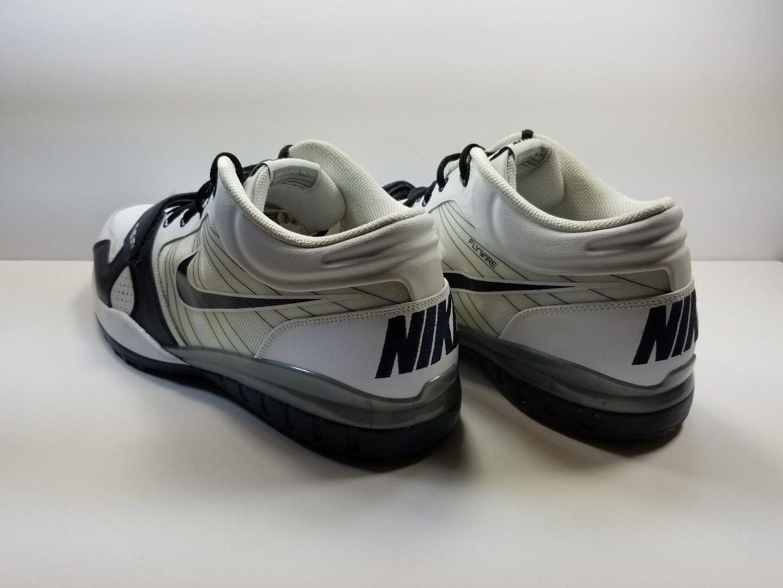 sports shoes 972bf 342d2 ... Nike Trainer 1 7V7 White Navy Silver White Navy Silver White  ...