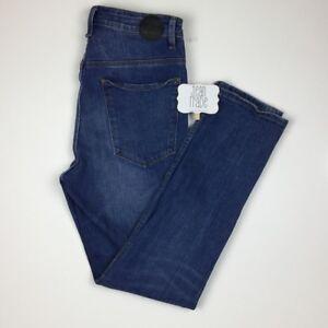 Wanda Res Taille Denim Jeans 27 Femmes AFTw5zq