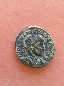 Constantine-I-307-337-A-D-Follis-Arles-Mint-France-3-5g-21mm-NICE-STRIKE