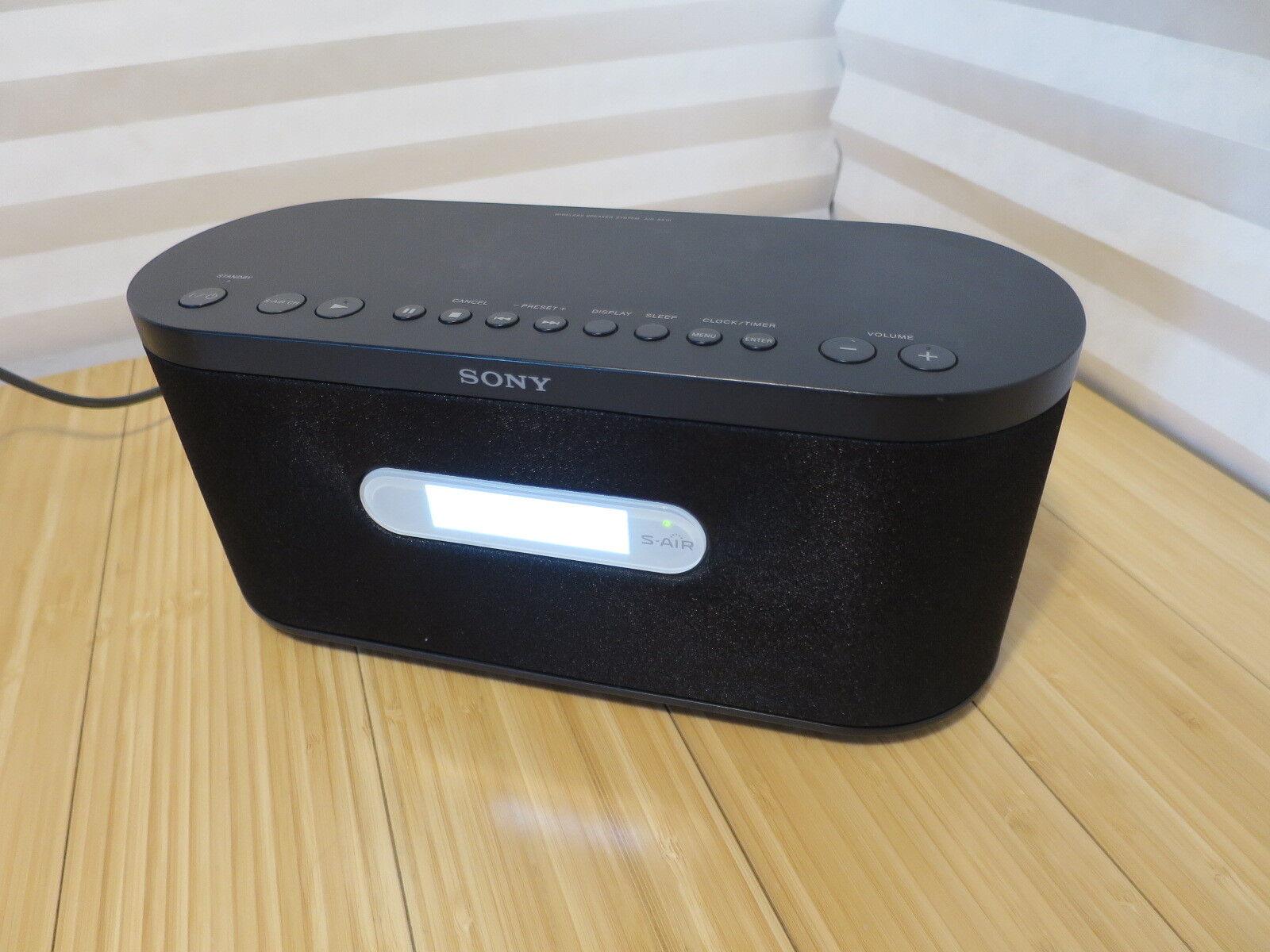 Sony Wireless Speaker System Air-SA10