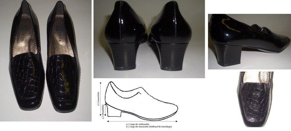 Mujer Zapatos Zapatos Zapatos Bajos Estilo Pantuflas Prudotto  Negro Talla 39 Nuevo  hasta 60% de descuento