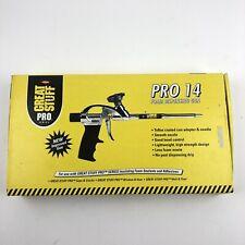 Great Stuff Pro Series Pro 14 Foam Dispensing Gun New