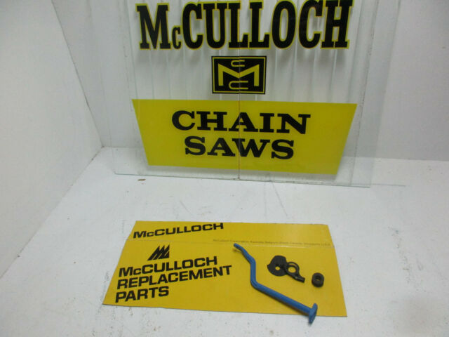 NEW McCulloch  610 650 605 3.4 3.7 Eager Beaver Chainsaw Choke Rod