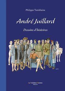 ANDRE-JUILLARD-Dessins-d-039-histoires-Tirage-de-Tete