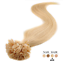 50-100-200-EXTENSIONS-CHEVEUX-POSE-A-CHAUD-REMY-NATURELS-49-60CM-0-5G-1G-AAA-PRO miniature 10