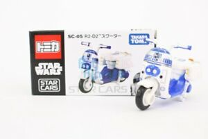 TOMICA STAR WARS STAR CARS: C-3PO BB-8 R2-D2 TAKARA TOMY