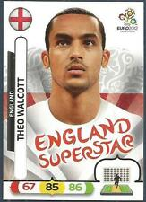 PANINI EURO 2012-ADRENALYN XL-ENGLAND & ARSENAL-THEO WALCOTT
