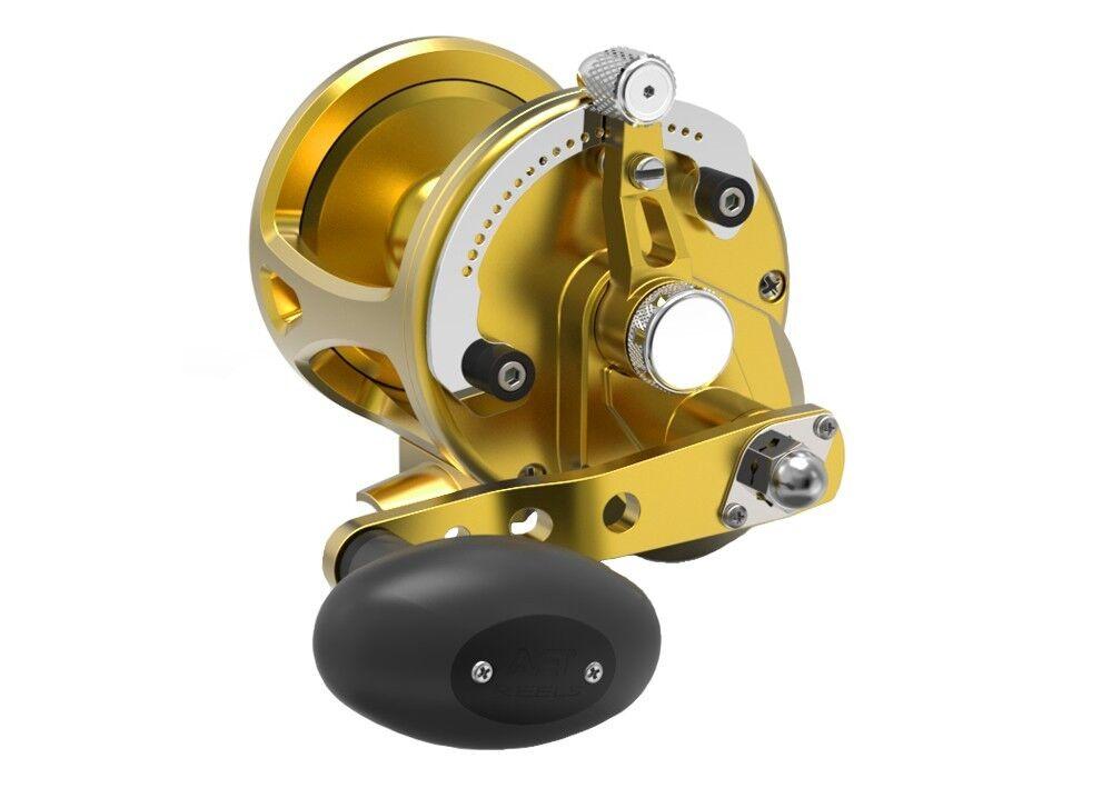 Avet LX 6.0 G2 Single Speed Lever Drag Casting Reel  LX6.0G2 Right Hand - gold  fair prices