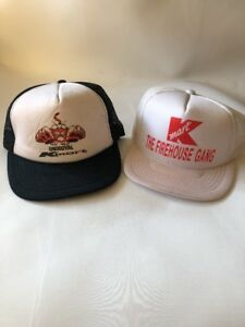 de732aaf4acde Vintage Kmart Trucker Hat Snap Back Mesh Lot Of 2 Uniroyal The ...
