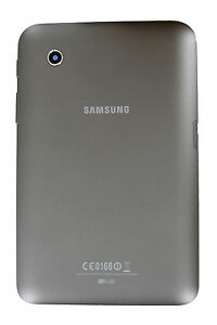 """Lots Of 2 Samsung Galaxy Tab 2 7/"""" GT-P3113 BACK Rear COVER REAR COVER SILVER New"""