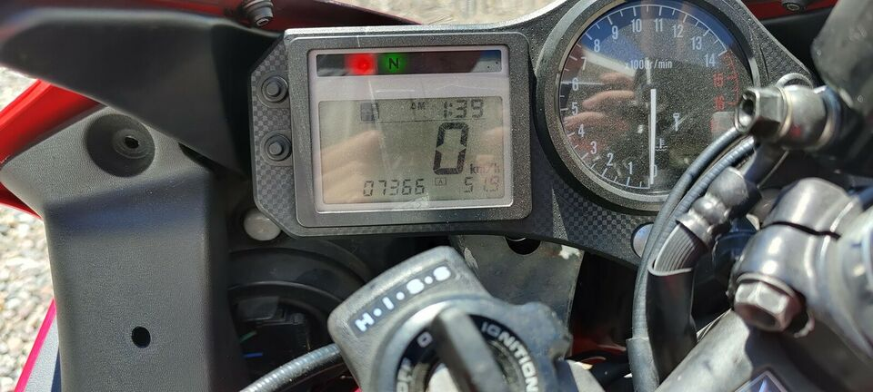 Honda, Cbr600F, 600 ccm