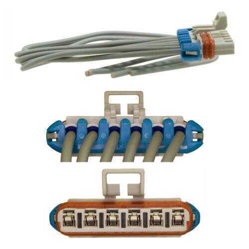 GM Fuel Pump Sending Unit  Fuel Pump Module Blower Resistor Connector Harness