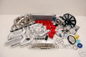 Bmw 325i 3 Series 1984 1991 E30 M3 M20 320 323 325 390hp Turbo Kit
