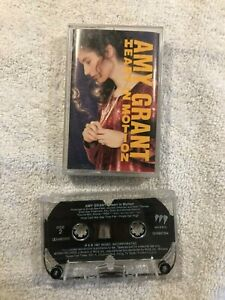 Heart-in-Motion-by-Amy-Grant-CASSETTE-TAPE-Tested-Works-Baby-Baby