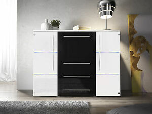 Image Is Loading Modern Chest Of Drawers Living Room Bedroom Furniture