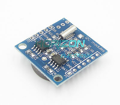 2//5//10PCS RTC I2C DS1307 AT24C32 Real Time Clock Module For Arduino AVR ARM DE