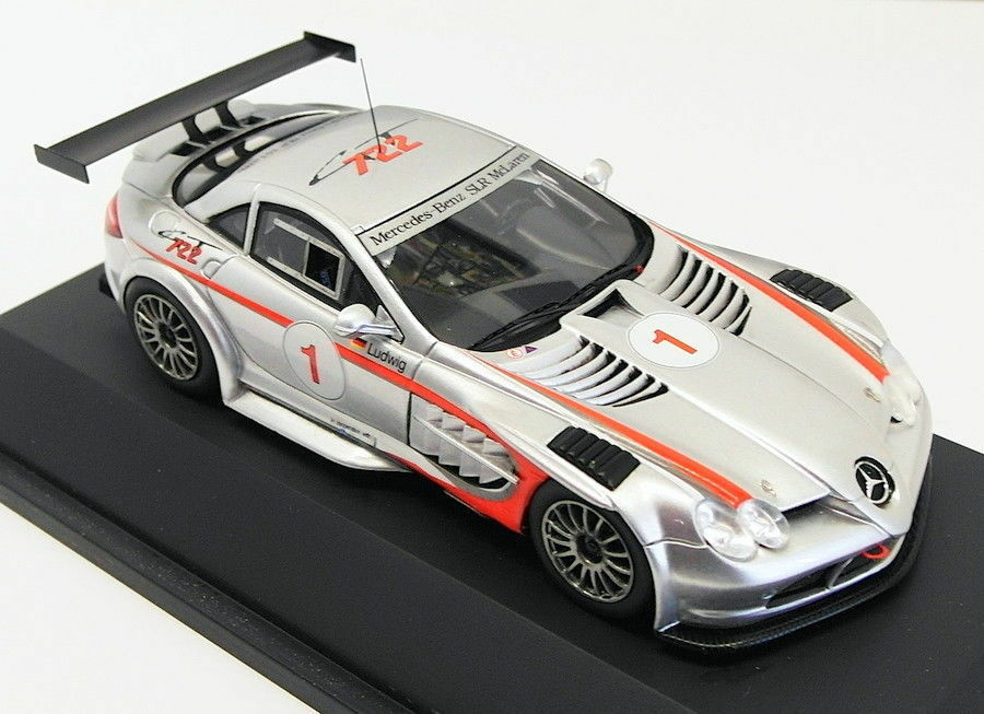 Spark 1 43 Scale B6 696 3953 - 2008 Mercedes Benz SLR 722T
