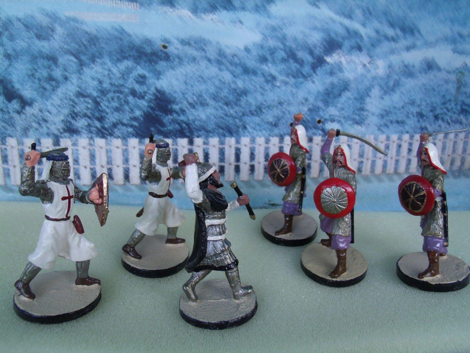 ED Cola Crusaders Firing Bows