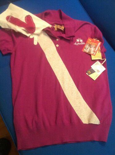 £189 Polo La Shirt New Martina Genuine Rrp UYx17ta