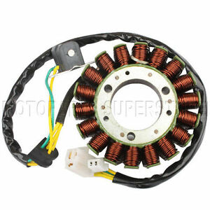 Magneto stator 18 coil 250cc linhai yamaha water cooled for Yamaha water scooter