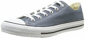 41434f41f71a Converse Chuck Taylor All Star Navy White Ox Lo Unisex Trainers ...