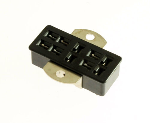 2x Beau Cinch S310AB Jones 10 Pin Socket 38330-0510 Panel Mount Angle Bracket