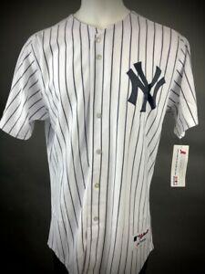 Derek Jeter Signed 3000 Hits Yankees Autographed Jersey Steiner Hologram COA