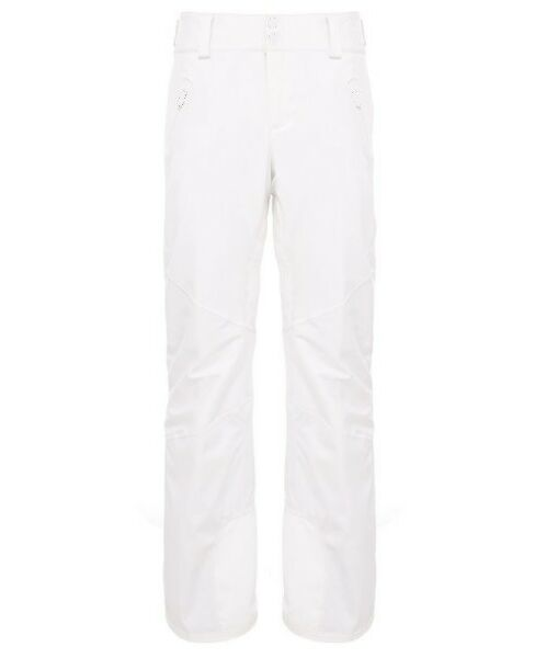 03 A0001h Donna Pantaloni The North Face W Ravina Pant Tg 44/46 Regolare White