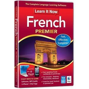 Learn-It-Now-Francais-Premier-Langage-Apprentissage-Logiciel-pour-PC-Mac-Parler