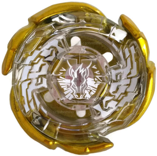 HASBRO Galaxy Pegasus Pegasis wbba Rare Beyblade USA SELLER GOLD TAKARA TOMY