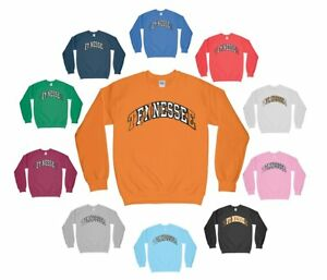 Multi-Color-Drake-Tennessee-Finesse-Men-039-s-Sweatshirt