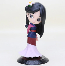 Disney Princess Mulan Toy Figurine Collection Q Posket Figurine