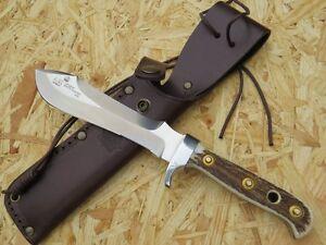 Puma-White-Hunter-Jagdmesser-Guertelmesser-Jagd-Messer-Hirschhorn-302716