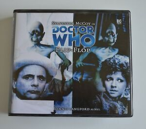 Doctor-Who-Flip-Flop-by-Jonathan-Morris-Big-Finish-Audiobook-2CDs