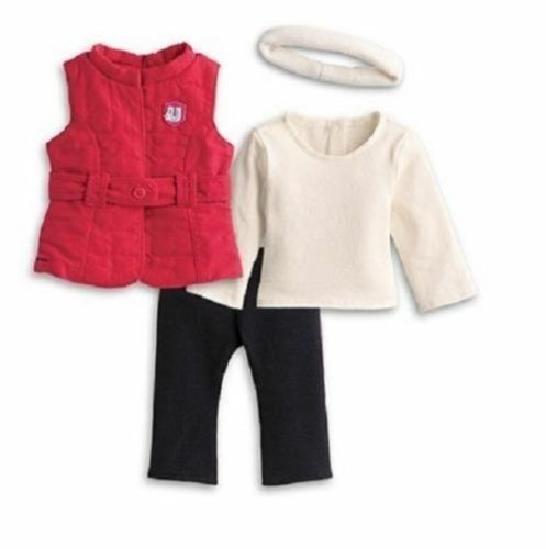 American Girl Doll Sporty Winter Skiing Outfit NEW!!
