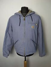 Vintage Carhartt Hooded Chore Jacket | Womens L | Hoodie Coat Workwear