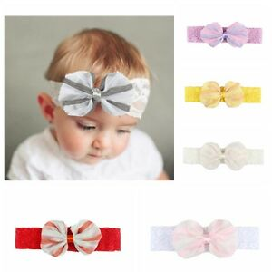 Newborn-Girls-Kids-Baby-Toddler-Infant-Lace-Bow-Headband-Hair-Band-Accessories
