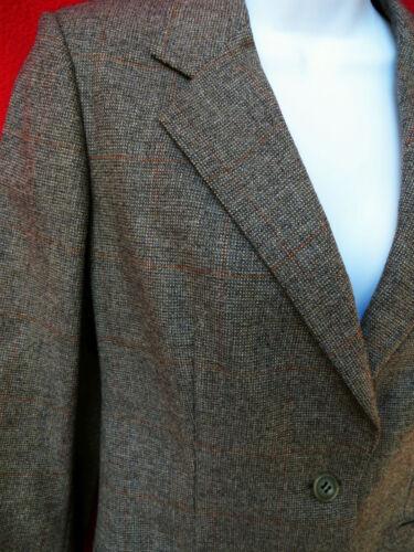 grigio Womens in uomo da Stuart York New Paul scozzese per giacca lana di Pettorina 32 xI10OqI