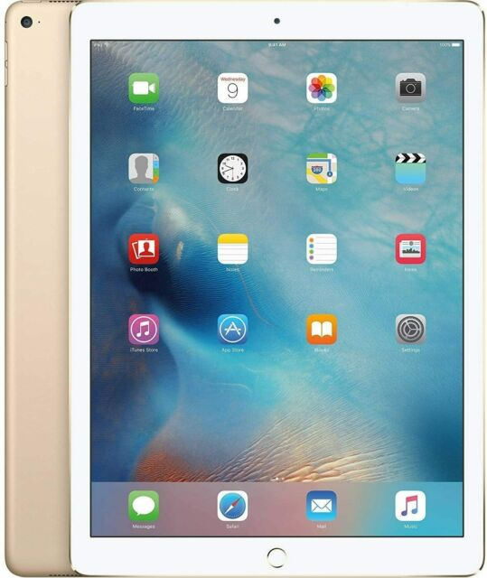 Apple iPad 6. Generation (2018) 32GB, WLAN, 24,64 cm, (9,7 Zoll) - Gold