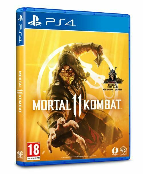 Mortal Kombat 11  - Play Station 4 New
