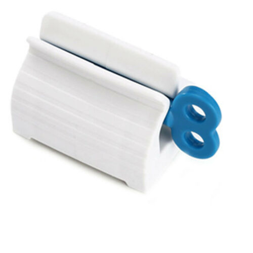 Rolling Tube Toothpaste Squeezer Toothpaste Easy Dispenser Seat Holder Stand