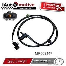 Mitsubishi Lancer Evo 7 8 9 Front Left ABS Sensor Wheel Speed Sensor MR569147