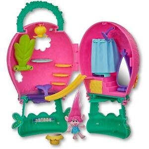 Trolls World Tour Balloon Play Set with Poppy Doll