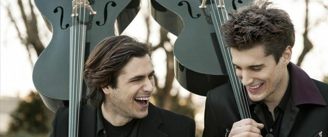 2Cellos Tickets (Rescheduled from October 26)