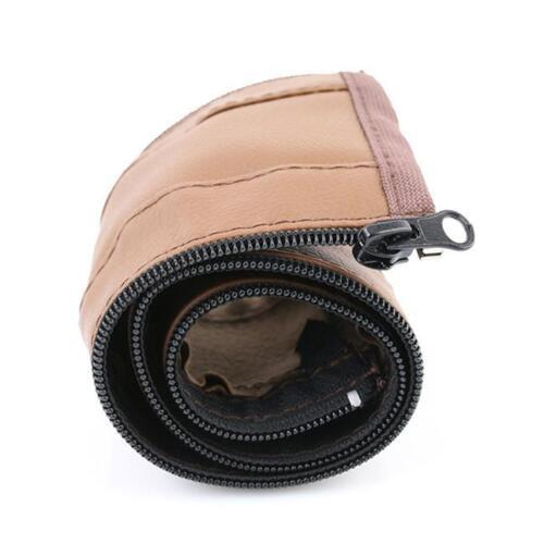 New Pram Leather Handle Bumper Fastener Cover Sleeve For Baby Stroller Pushchair