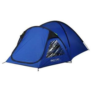 Image is loading New-Eurohike-Cairns-3-Deluxe-Tent-Tents-C&ing-  sc 1 st  eBay & New Eurohike Cairns 3 Deluxe Tent Tents Camping Tents 3 Person ...