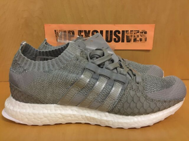 finest selection 42825 808fc Adidas x Pusha T Support EQT Ultra PK King Push Stone Boost Primeknit S76777