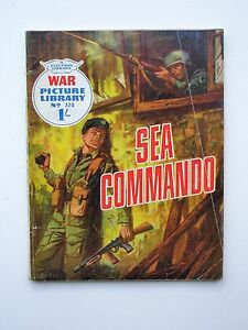 WAR-PICTURE-LIBRARY-SEA-COMMANDO-NUMBER-370