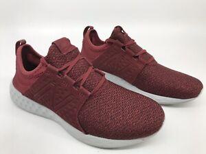 New Balance Fresh Foam Cruz v2 Knit Sneakers, Men's Size 11D