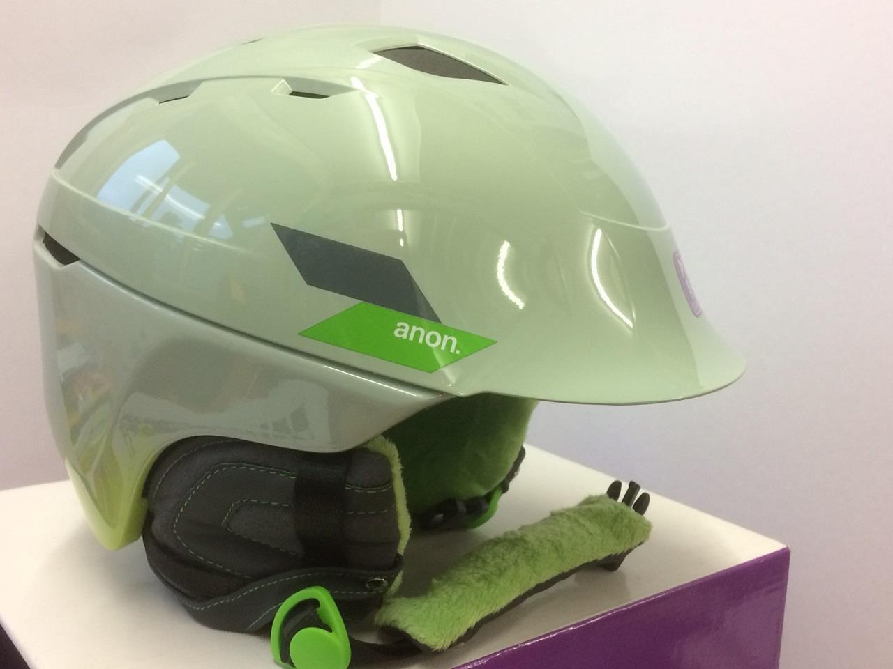 Anon Women's Galena Snowboard Helmet  Faultline S 52-55cms - RRP .00  NEW
